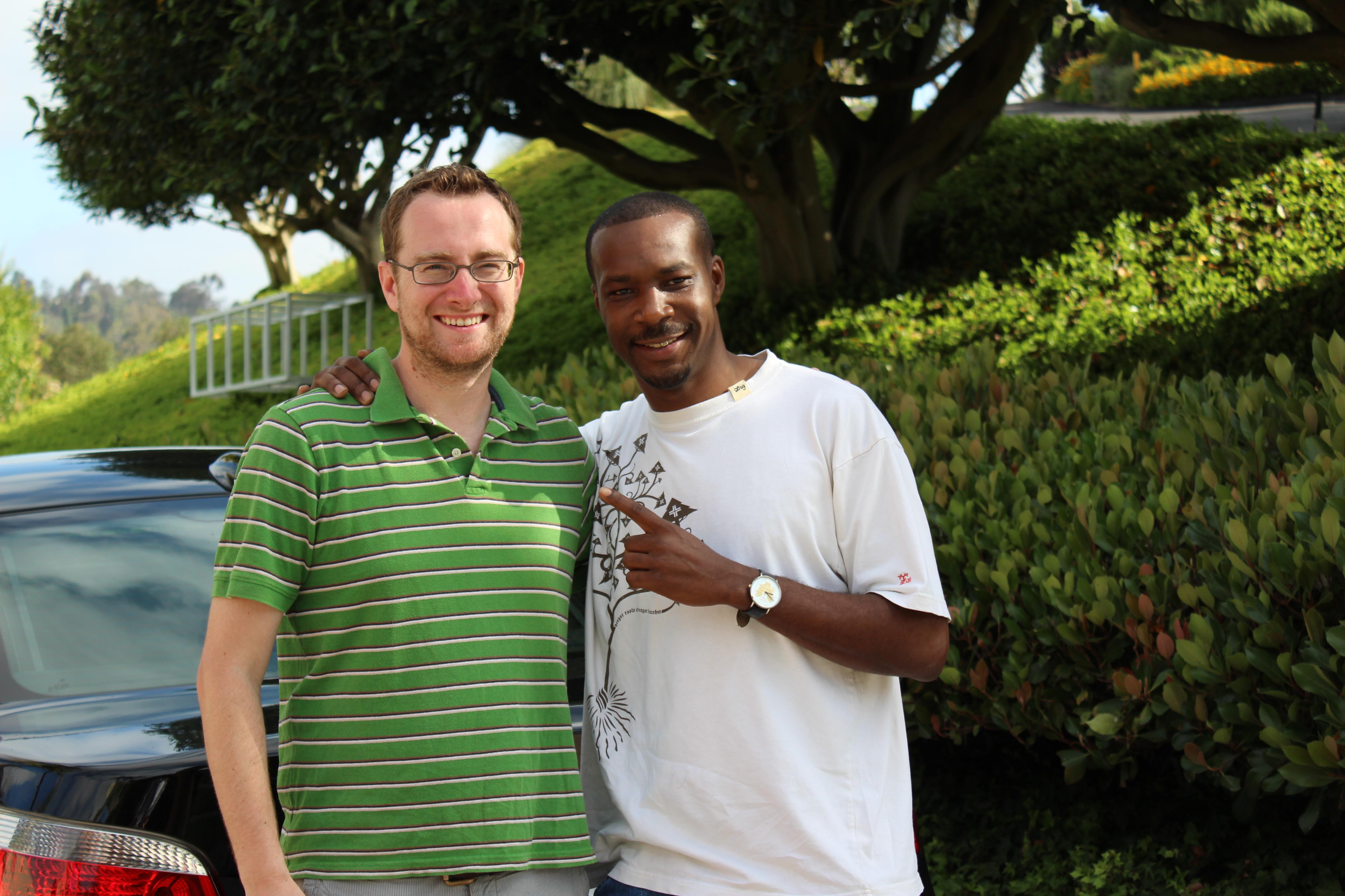 Andrew Murray & Cedrick Harris: Visalus sciences