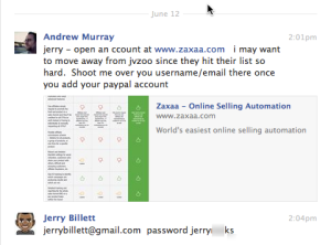 snag zaxaa account 300x222 Jerry Billett   The REAL Truth