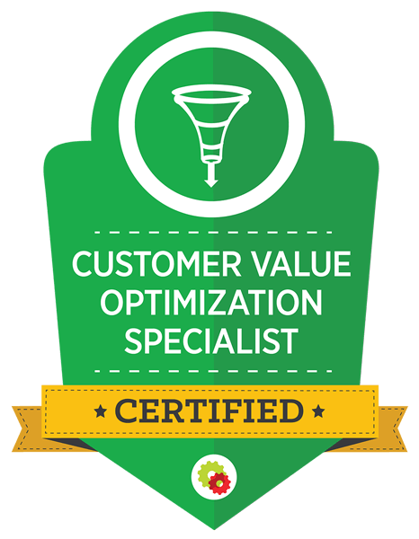 Cutomer Value Optimization Specialist