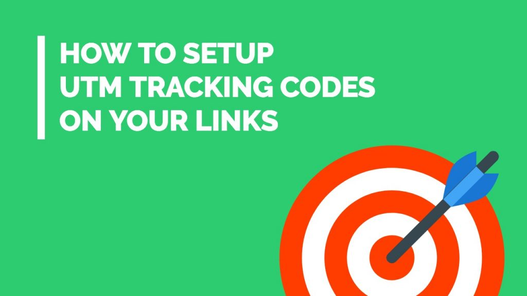 how to setup UTM tracking codes