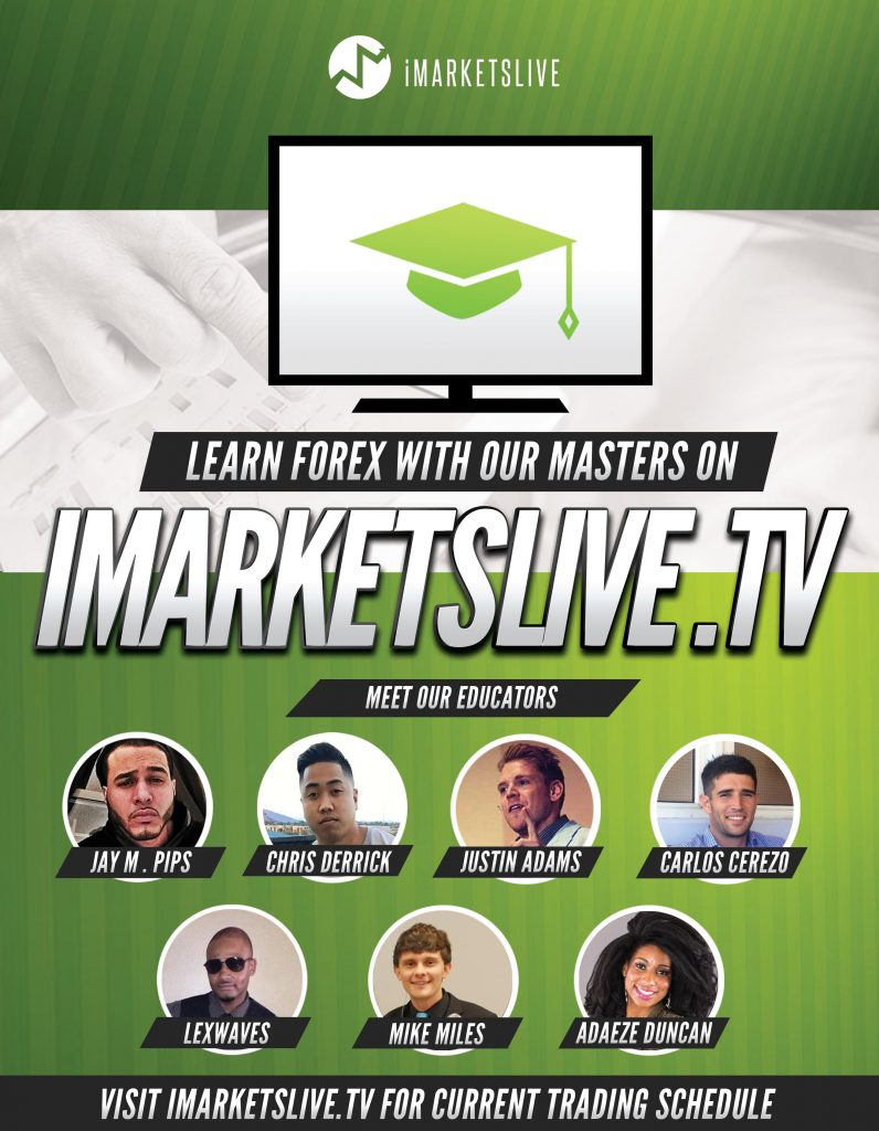 imarketslive tv trainers