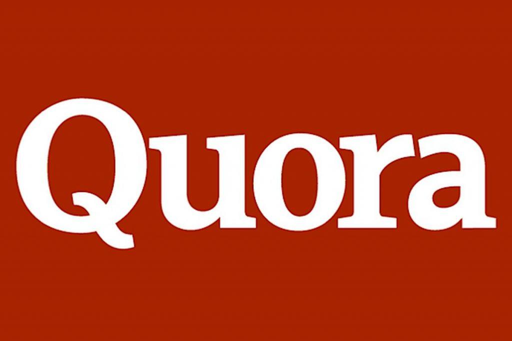 follow me on quora
